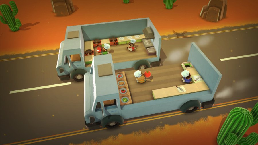 Overcooked Review - Screenshot 2 of 4