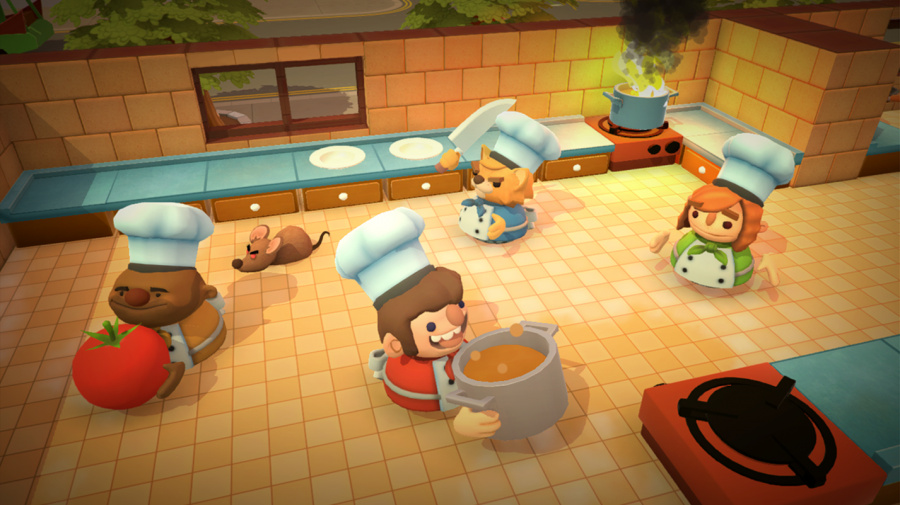 Overcooked Review - Screenshot 1 of 4