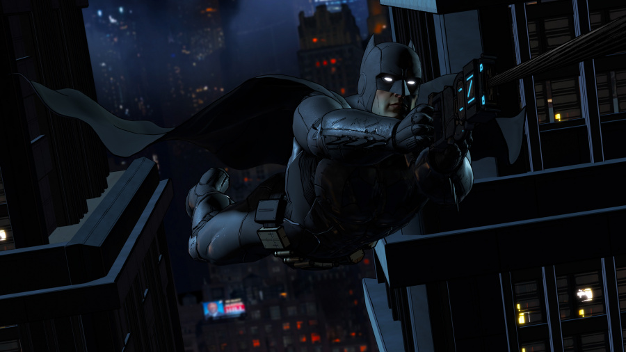 Batman: The Telltale Series - Episode 1: Realm of Shadows Review - Screenshot 1 of 3