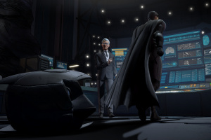 Batman: The Telltale Series - Episode 1: Realm of Shadows Screenshot