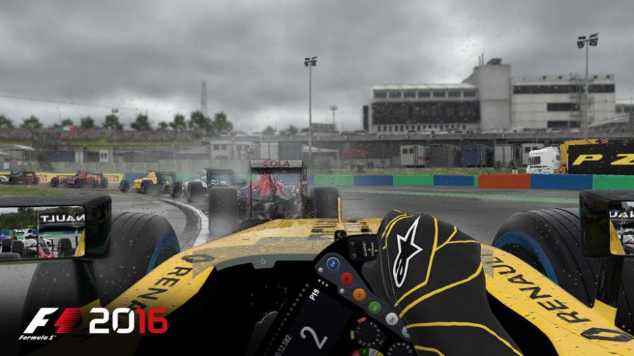 F1 2016 Review - Screenshot 3 of 6