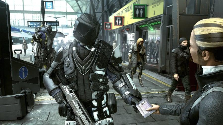 Deus Ex: Mankind Divided Review - Screenshot 2 of 4