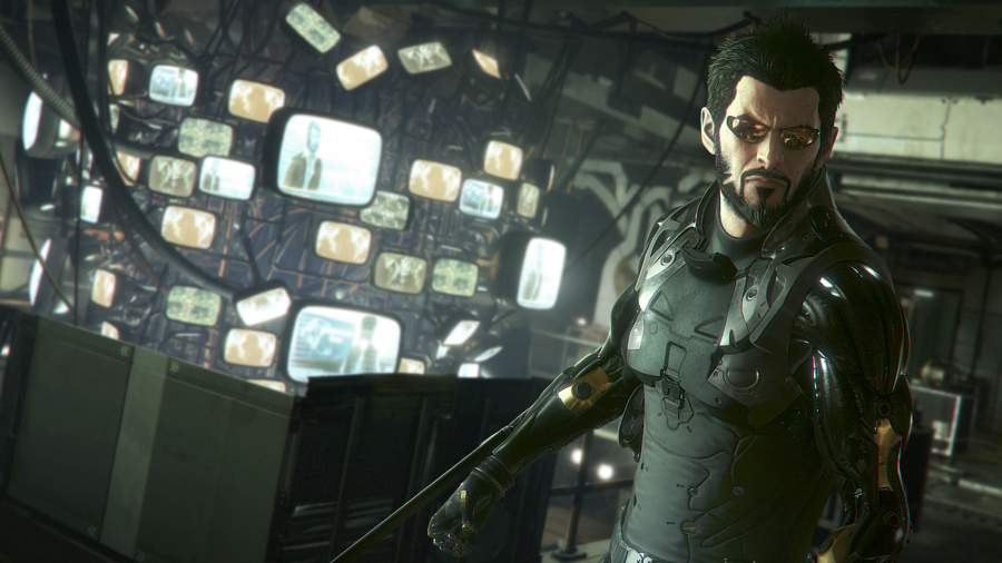 Deus Ex: Mankind Divided Review - Screenshot 1 of 5