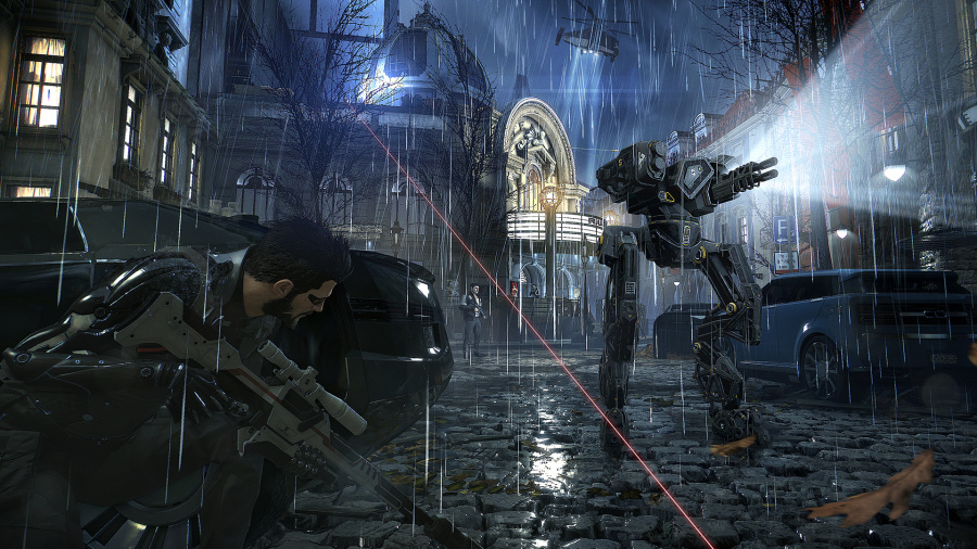 Deus Ex: Mankind Divided Review - Screenshot 2 of 5