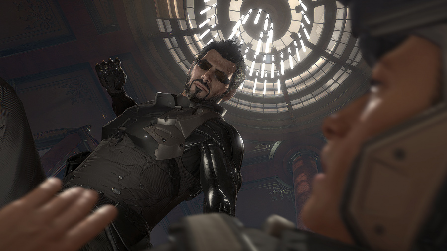 Deus Ex: Mankind Divided Review - Screenshot 4 of 5