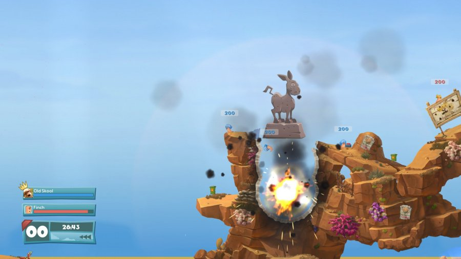 Worms W.M.D Review - Screenshot 1 of 4