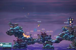 Worms W.M.D Screenshot