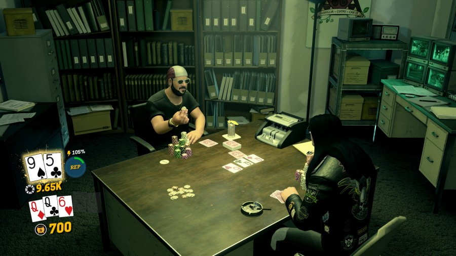 Prominence Poker Review - Screenshot 1 of 4