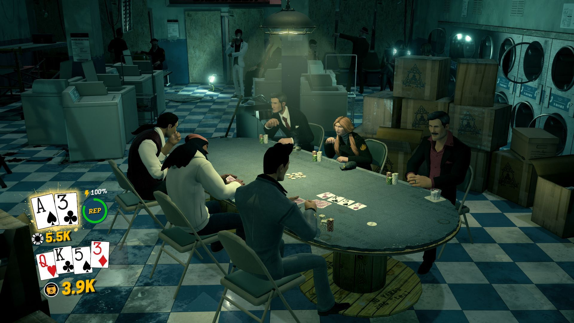 4 poker