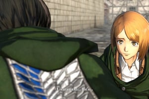 Attack on Titan: Wings of Freedom Screenshot