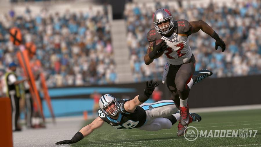 Madden NFL 17 Review - Screenshot 4 of 4
