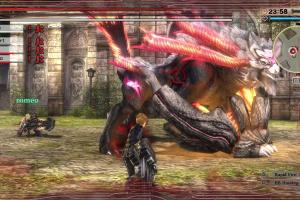 God Eater 2: Rage Burst Screenshot