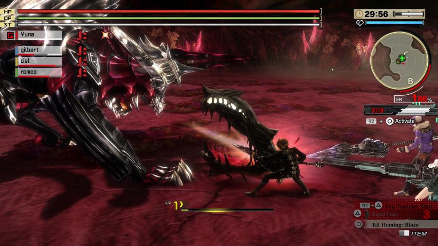 God Eater 2: Rage Burst Review - Screenshot 5 of 5