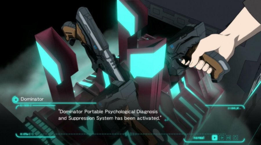 Psycho-Pass: Mandatory Happiness Review - Screenshot 1 of 4