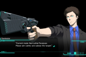 Psycho-Pass: Mandatory Happiness Screenshot