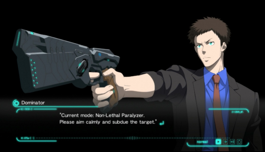 Psycho-Pass: Mandatory Happiness Review - Screenshot 3 of 4