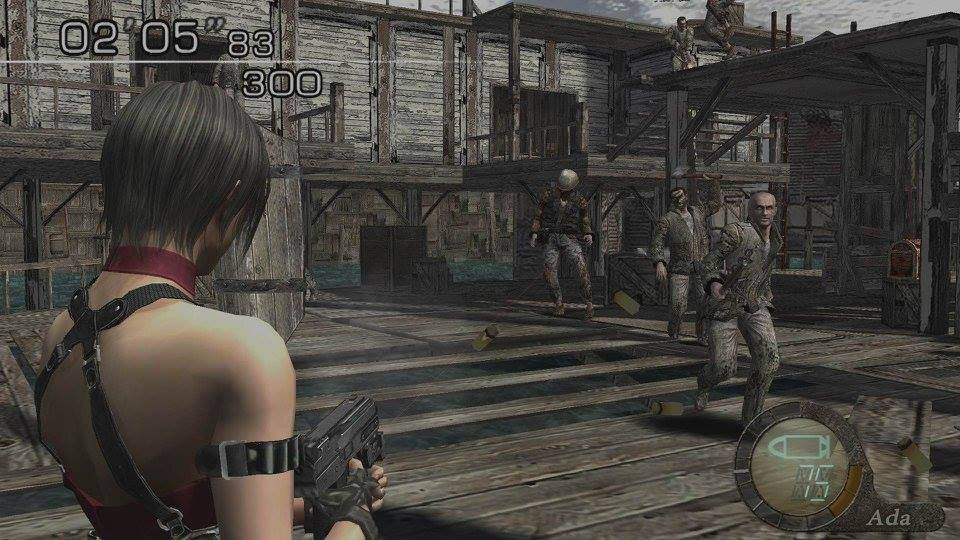 Resident Evil 4 Review Ps4 Push Square