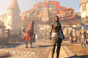 Fallout 4: Nuka World Screenshot