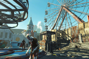 Fallout 4: Nuka World Screenshot