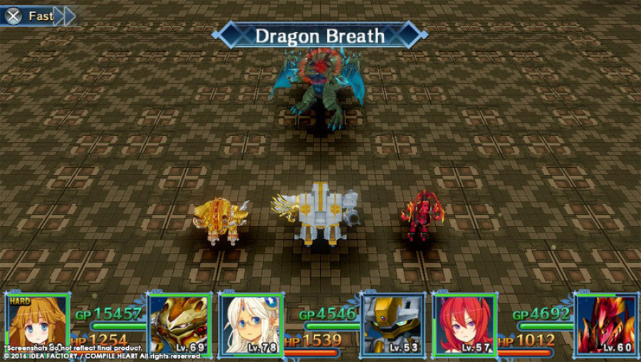MeiQ: Labyrinth of Death Review - Screenshot 1 of 4