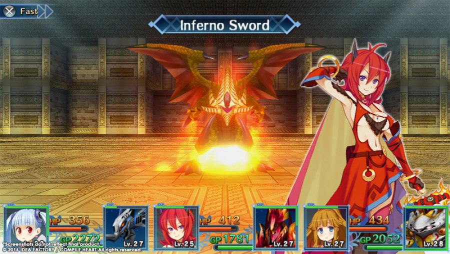 MeiQ: Labyrinth of Death Review - Screenshot 1 of 4