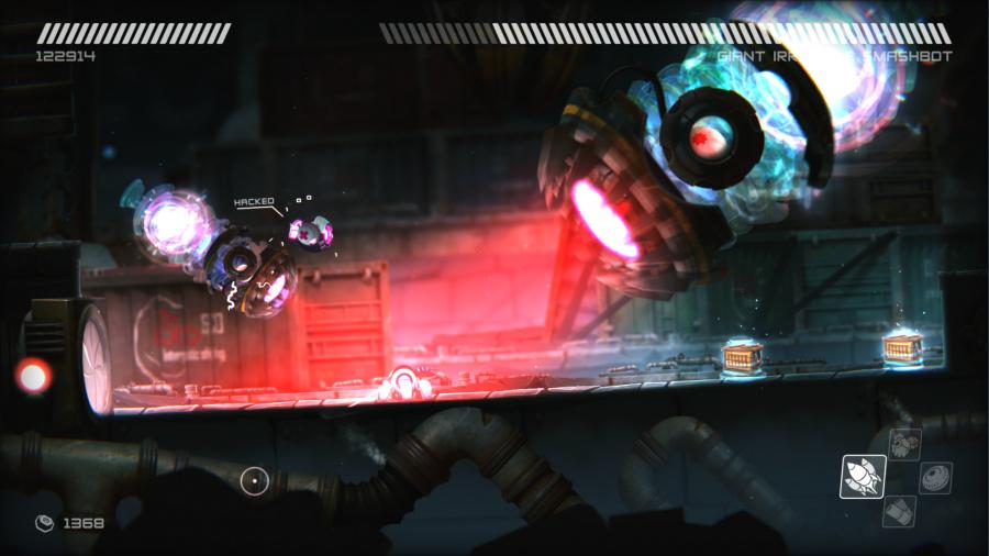 RIVE Review - Screenshot 1 of 4