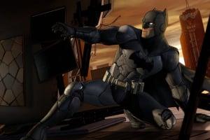 Batman: The Telltale Series - Episode 2: Children of Arkham Screenshot