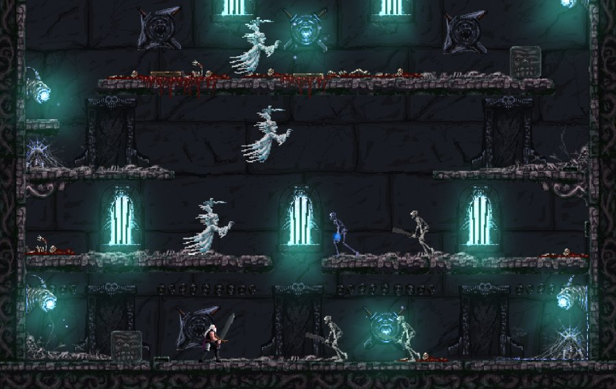 Slain: Back from Hell Review - Screenshot 1 of 4