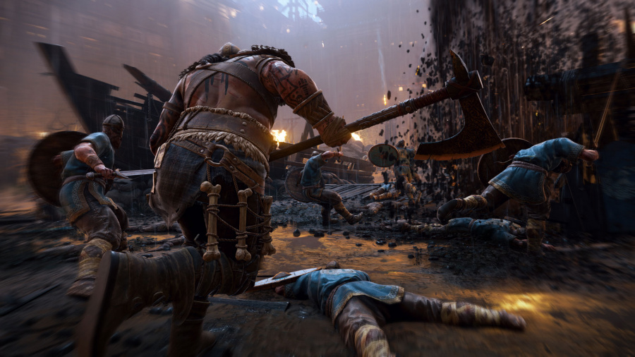 For Honor Review - Screenshot 2 of 5