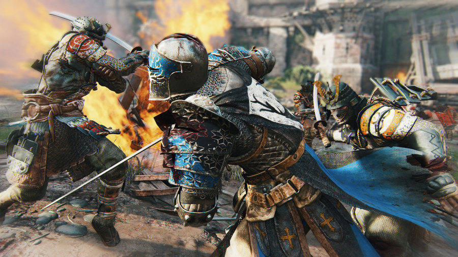 For Honor Review - Screenshot 3 of 6