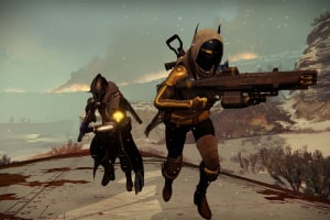 Destiny: Rise of Iron Screenshot