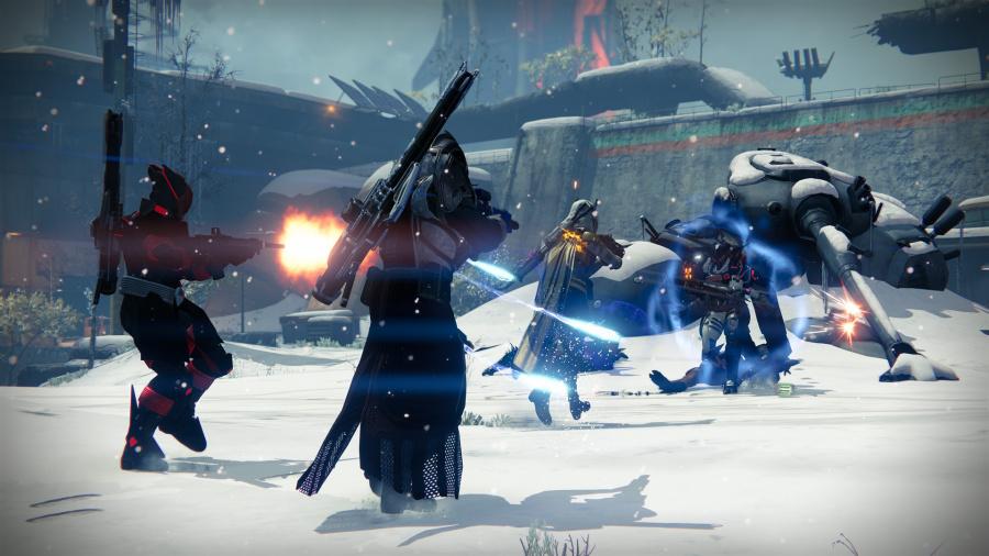 Destiny: Rise of Iron Review - Screenshot 1 of 3
