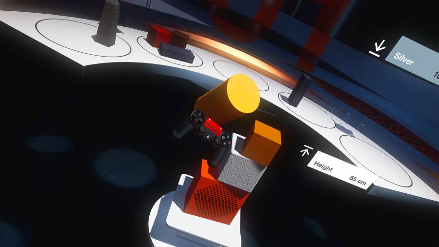Tumble VR Review - Screenshot 1 of 3