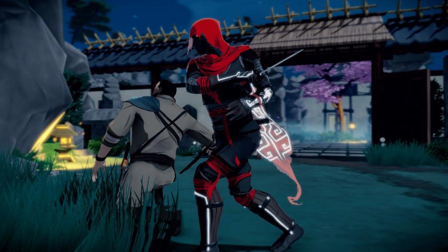 Aragami Review - Screenshot 4 of 5