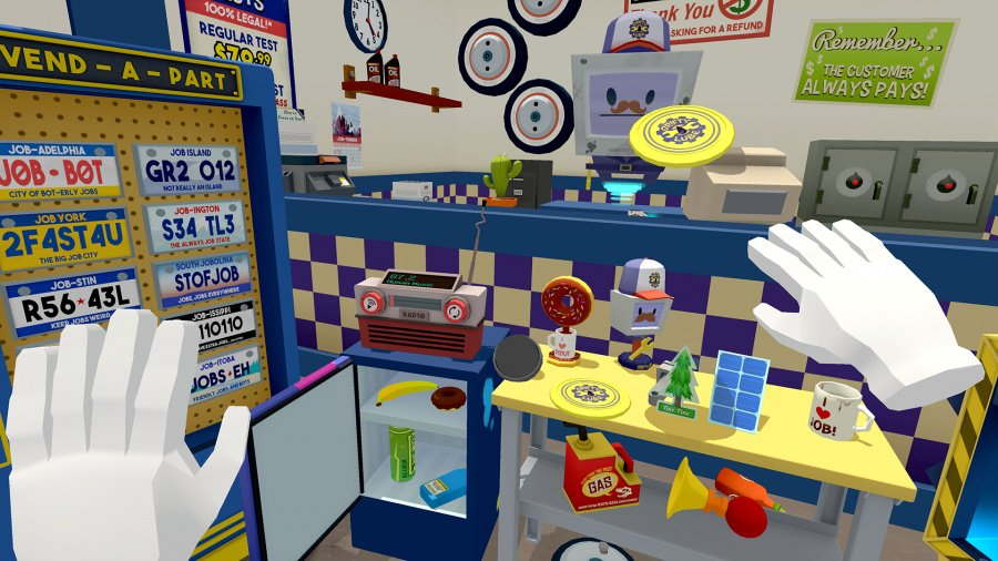 Job Simulator Review - Screenshot 3 of 3