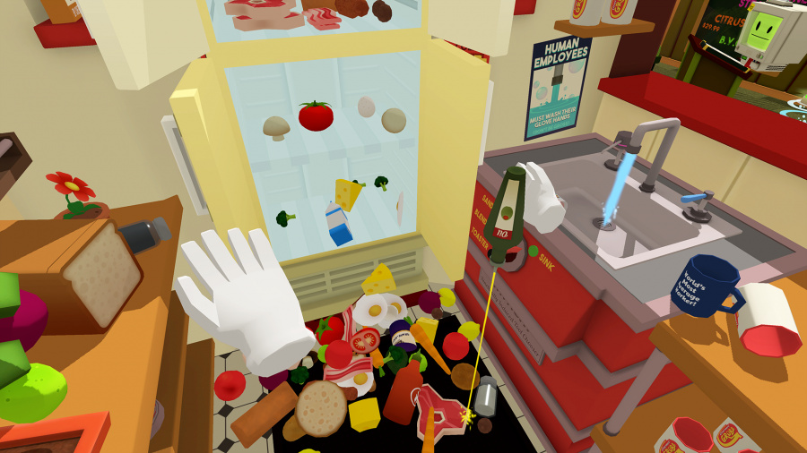 Job Simulator Review - Screenshot 1 of 3