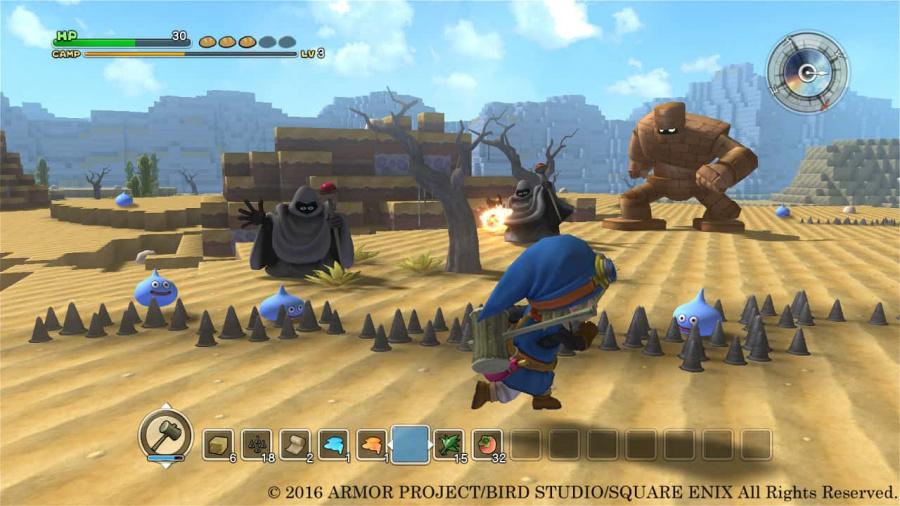 Dragon Quest Builders Review - Screenshot 2 of 5