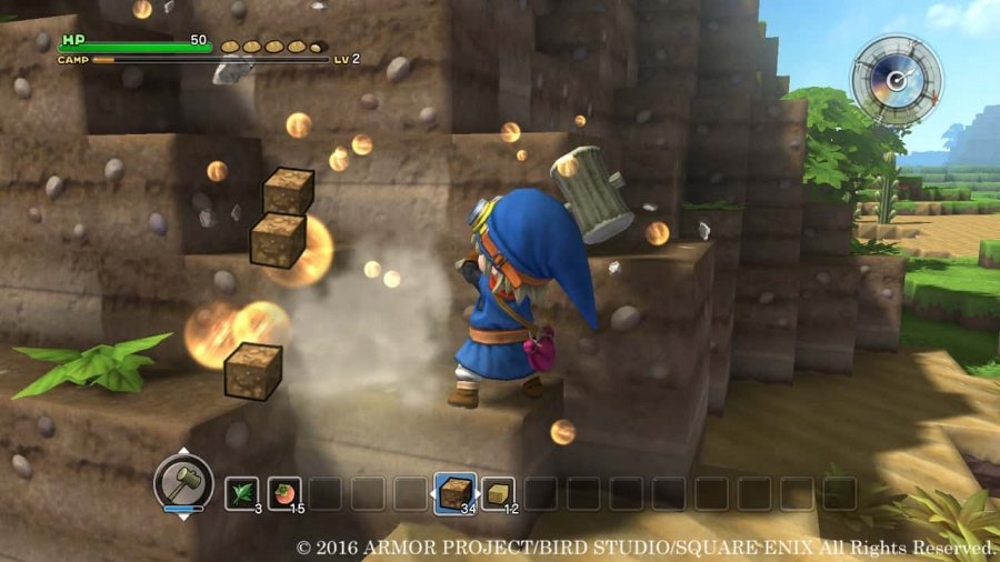 Dragon Quest Builders Review - Screenshot 4 of 5