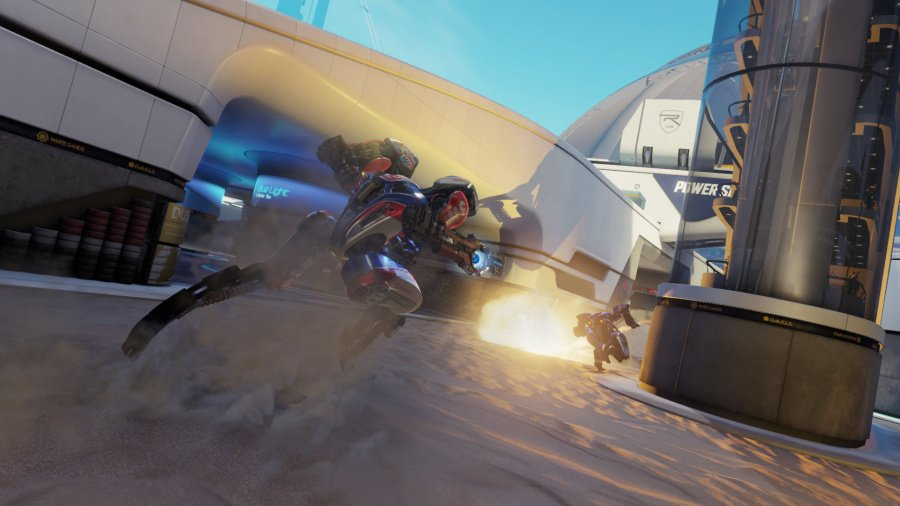 RIGS: Mechanized Combat League Review - Screenshot 2 of 4