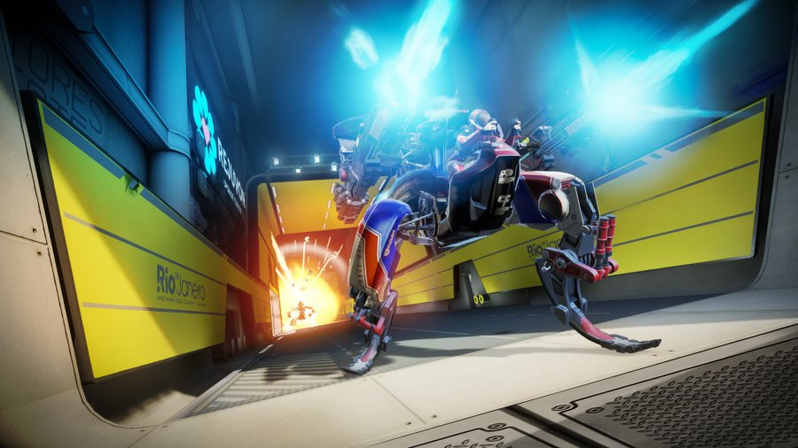 RIGS: Mechanized Combat League Review - Screenshot 4 of 4