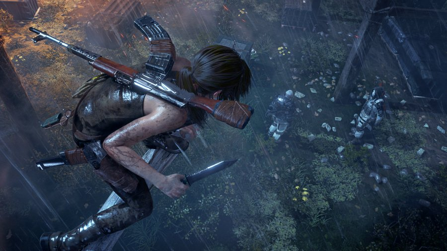 Rise of the Tomb Raider Review - Screenshot 2 of 6