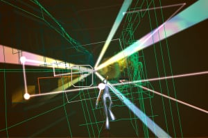 Rez Infinite Screenshot