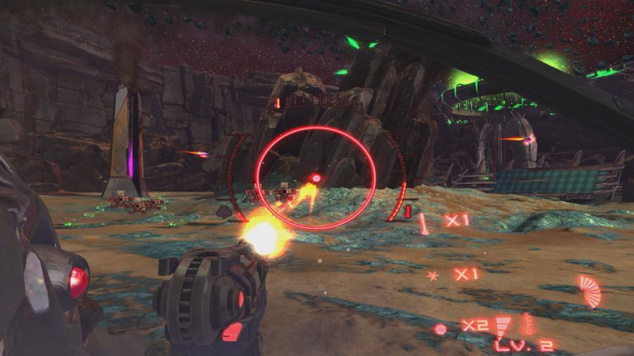 Super Stardust Ultra VR Review - Screenshot 2 of 2