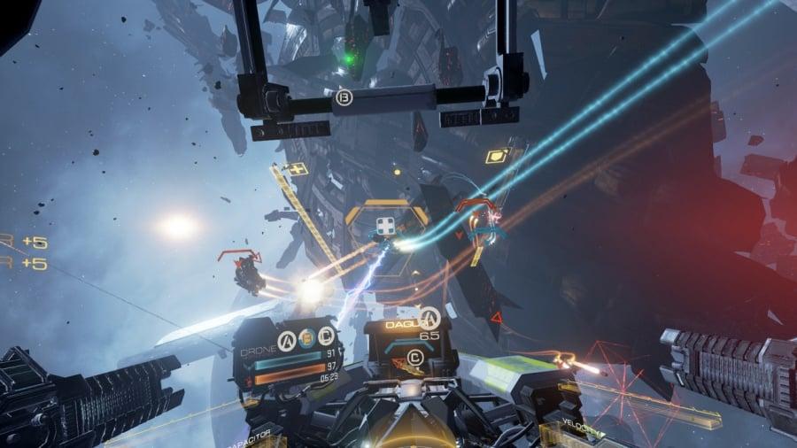 EVE: Valkyrie Review - Screenshot 1 of 5
