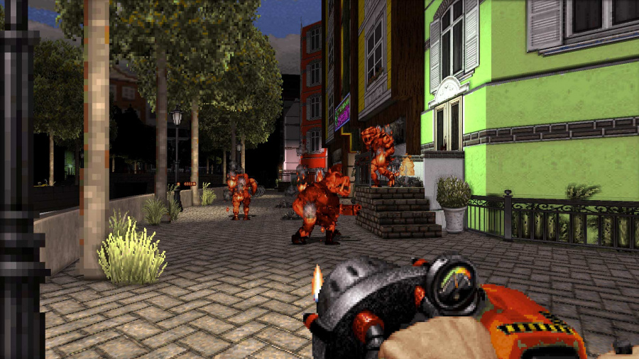 Duke Nukem 3D: 20th Anniversary World Tour Review - Screenshot 1 of 3