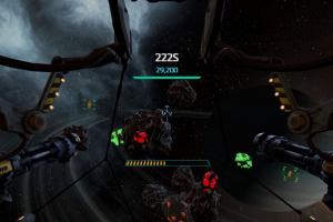 EVE: Gunjack Screenshot