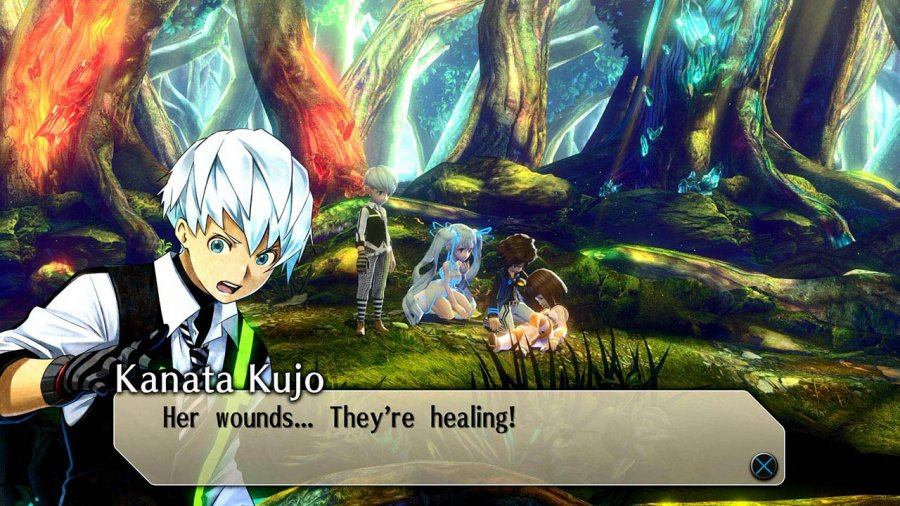 Exist Archive: The Other Side of the Sky Review - Screenshot 1 of 4