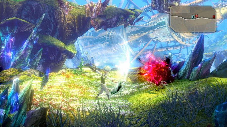 Exist Archive: The Other Side of the Sky Review - Screenshot 4 of 4