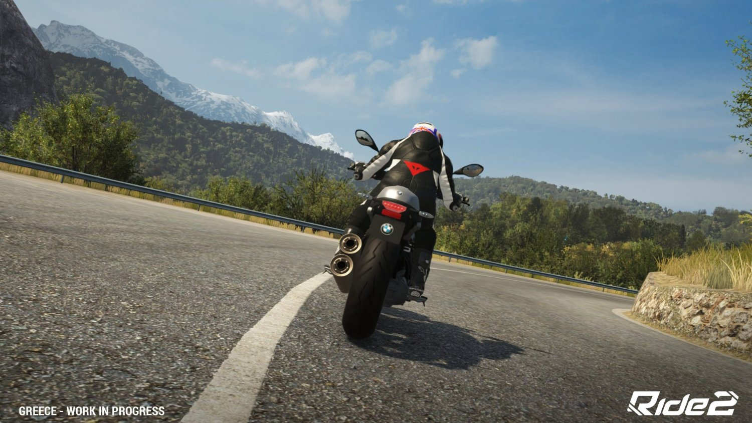 Ride 2 Ps4 Playstation 4 News Reviews Trailer