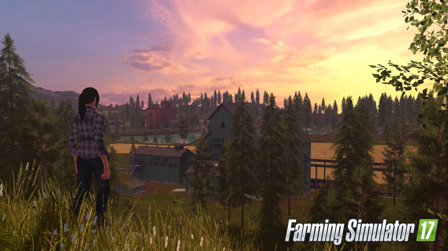 Farming Simulator 17 Review - Screenshot 1 of 3
